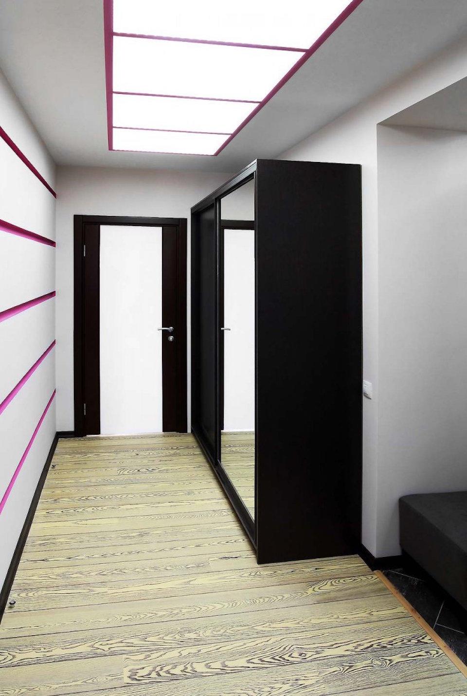 Двухкомнатная квартира Рис. 1