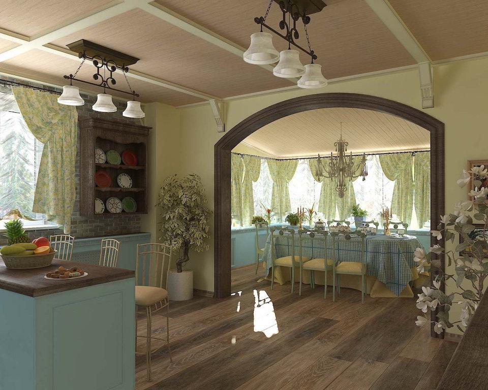 Дачный дом в Конаково Рис. 10