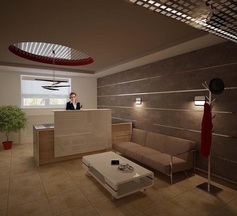 Офис Юридической компании Рис. 13
