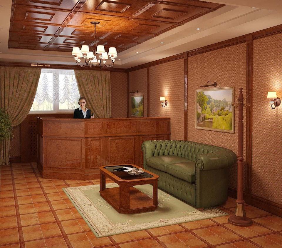 Офис Юридической компании Рис. 14