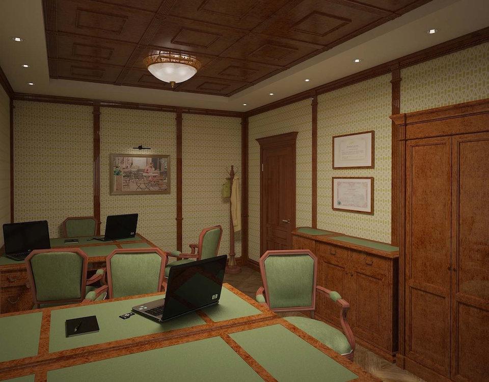 Офис Юридической компании Рис. 15