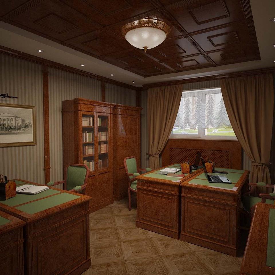 Офис Юридической компании Рис. 17