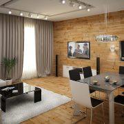 Четырехкомнатная квартира в Рябеево Рис. 32