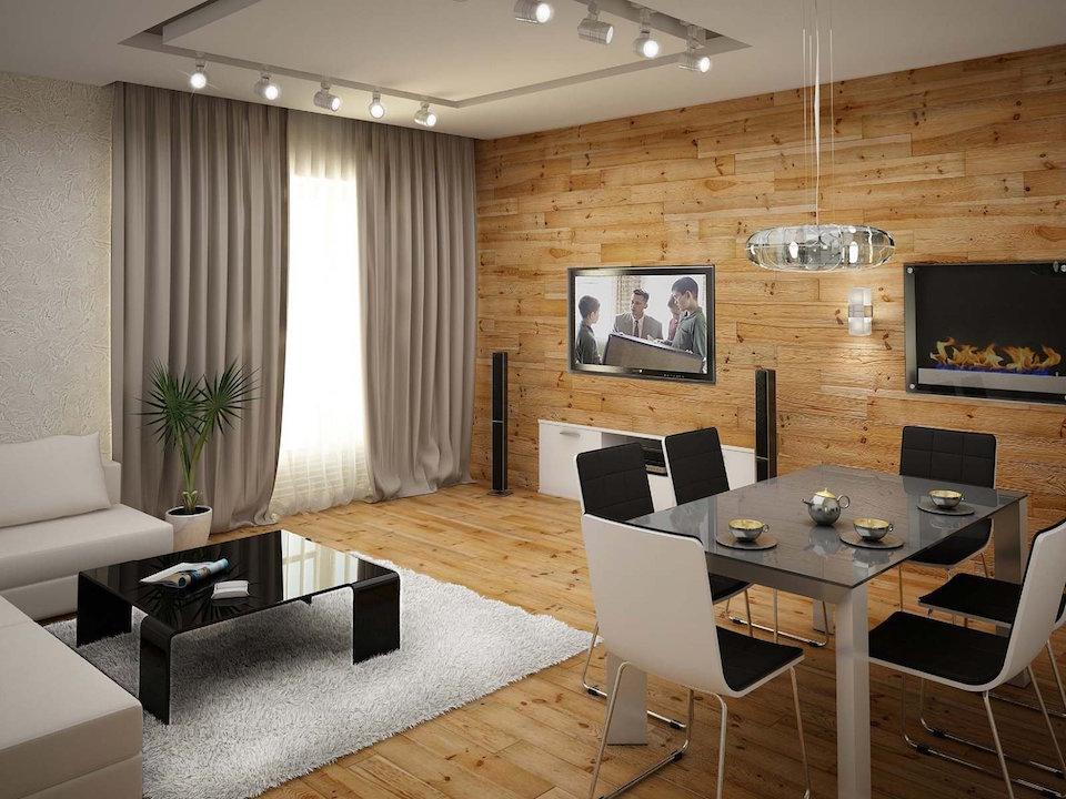 Четырехкомнатная квартира в Рябеево Рис. 38