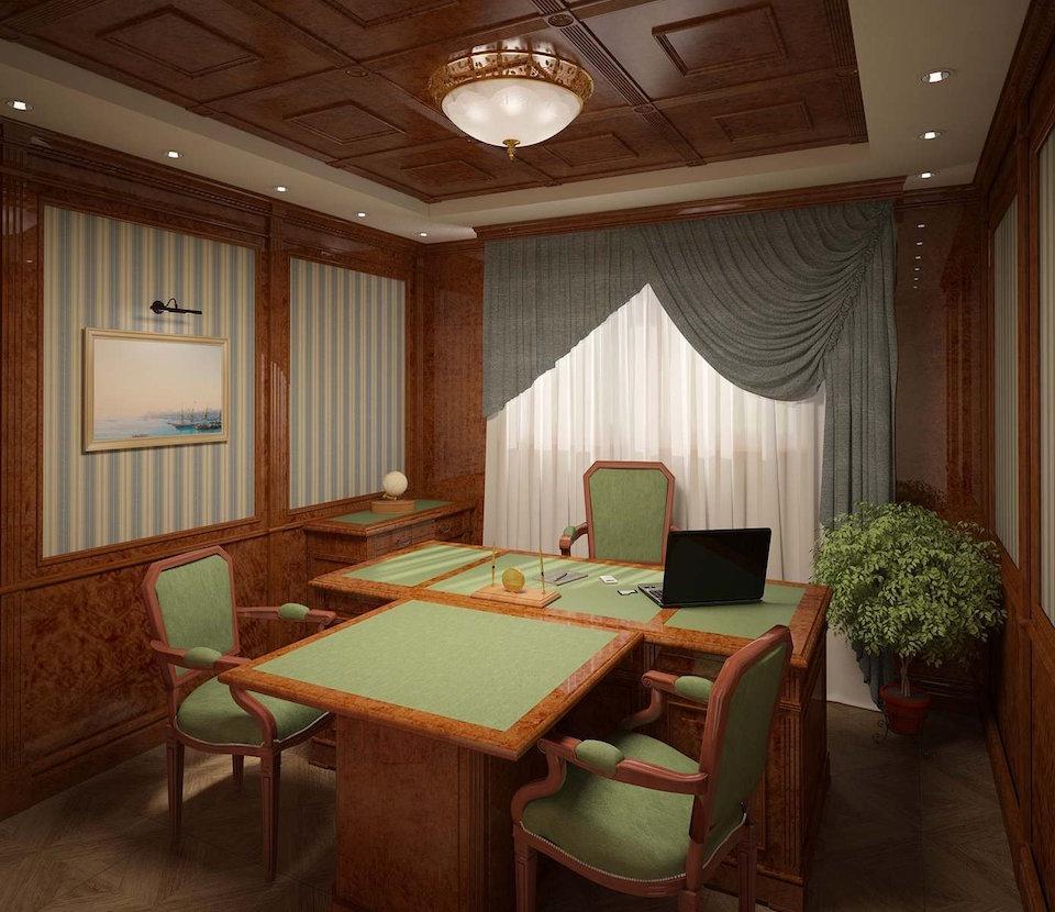 Офис Юридической компании Рис. 3
