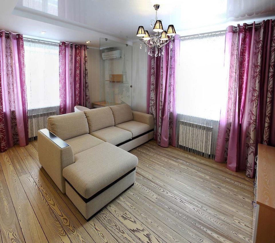 Двухкомнатная квартира Рис. 3