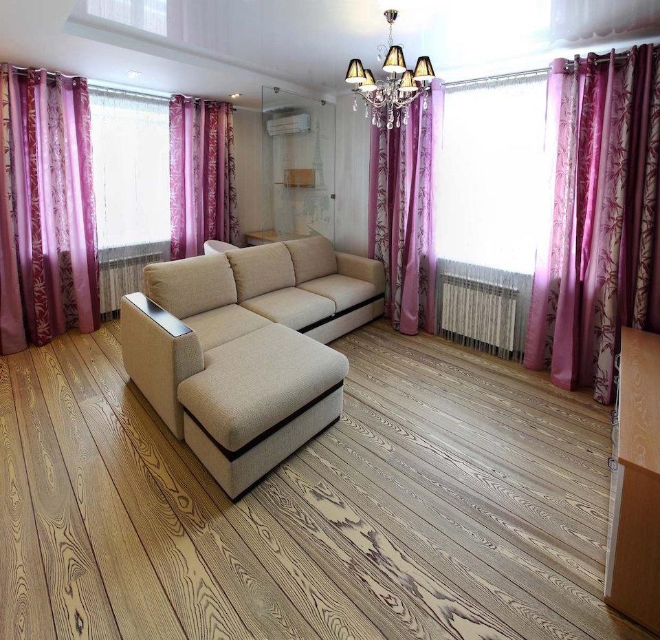 Двухкомнатная квартира Рис. 4