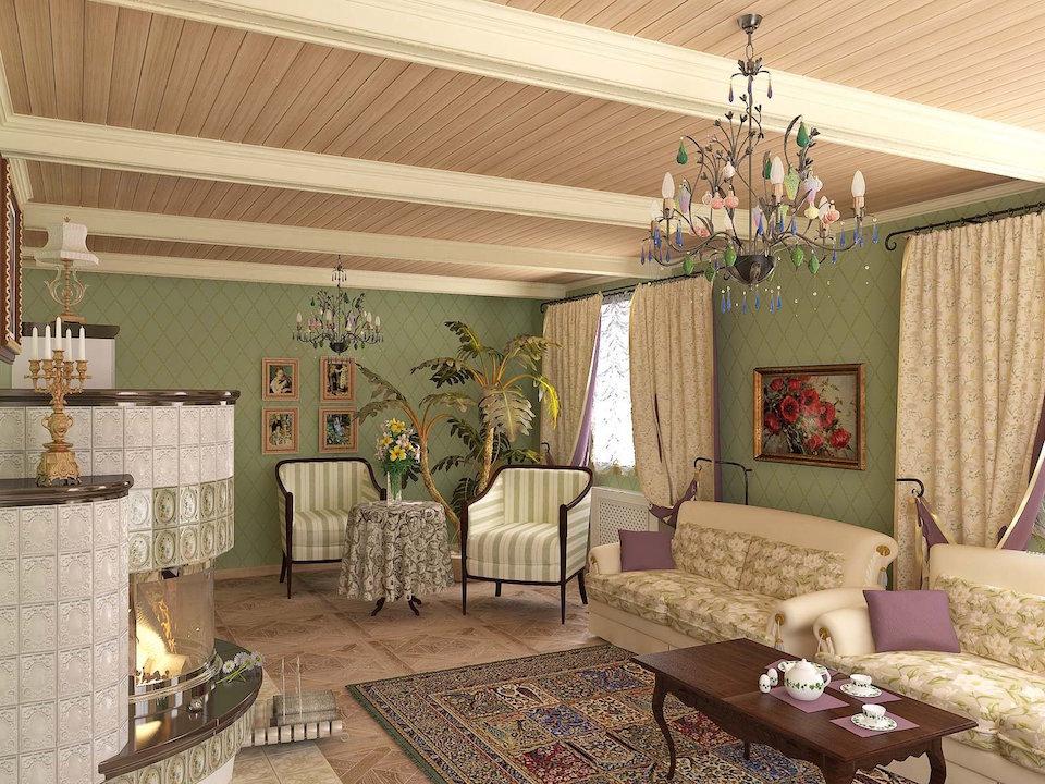 Дачный дом в Конаково Рис. 12