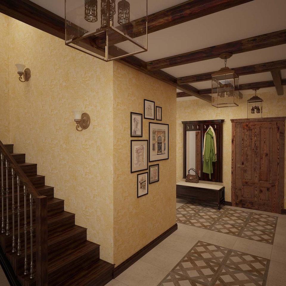 Дом в д. Заборовье Рис. 5