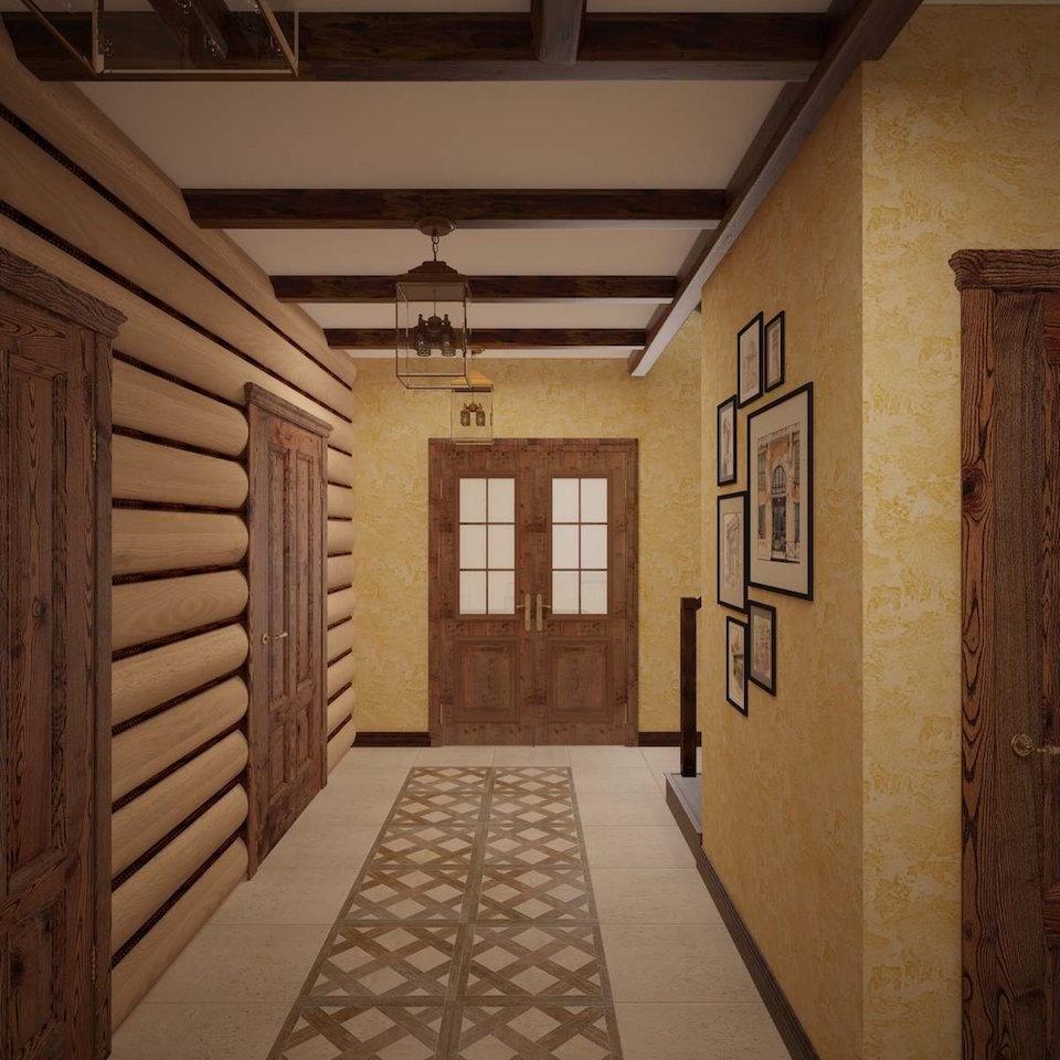 Дом в д. Заборовье Рис. 6
