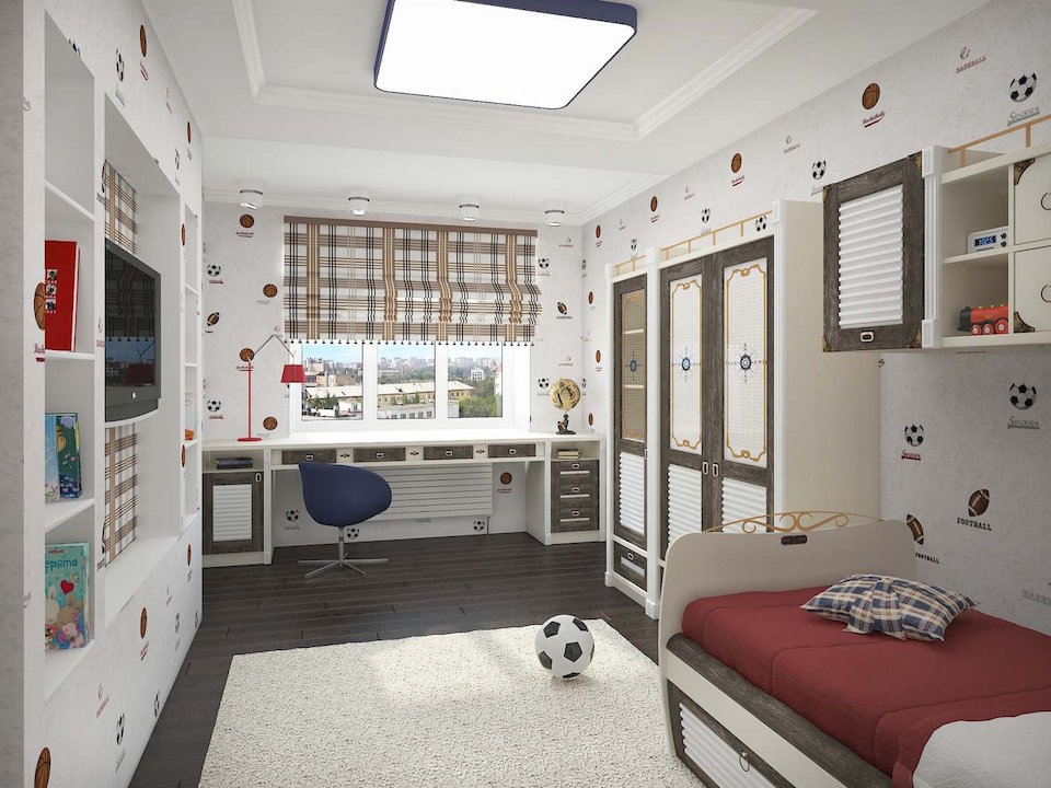 Четырехкомнатная квартира на Студенческом Рис. 9