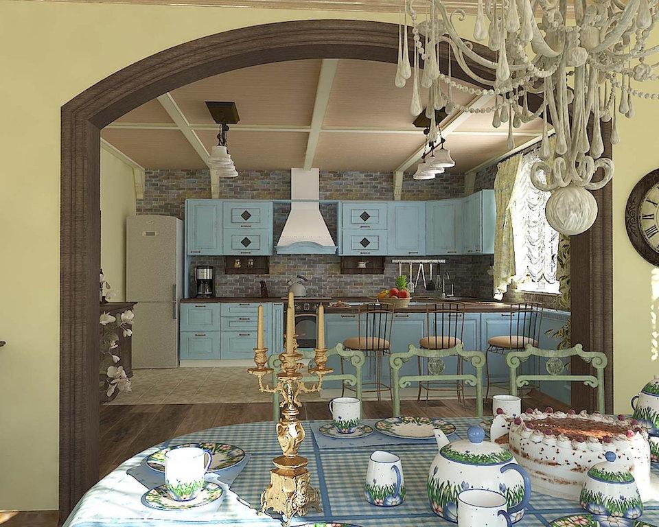 Дачный дом в Конаково Рис. 8