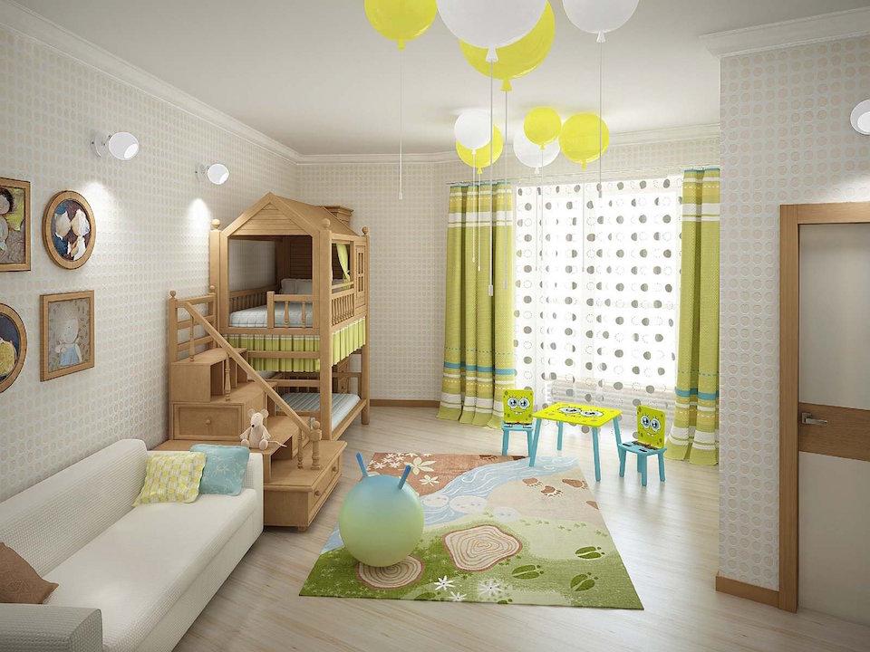 Четырехкомнатная квартира в Рябеево Рис. 10