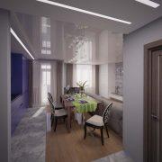 Однокомнатная квартира на ул. Озерной Рис. 23