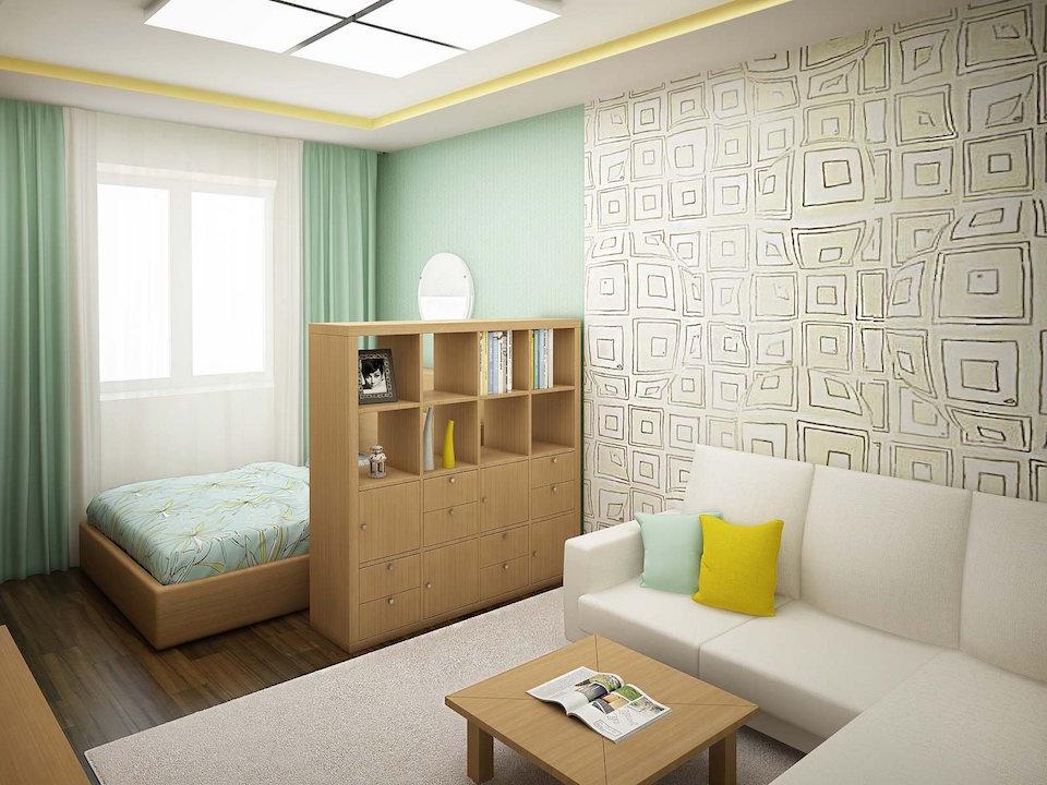 Двухкомнатная квартира ул. Можайского Рис. 1