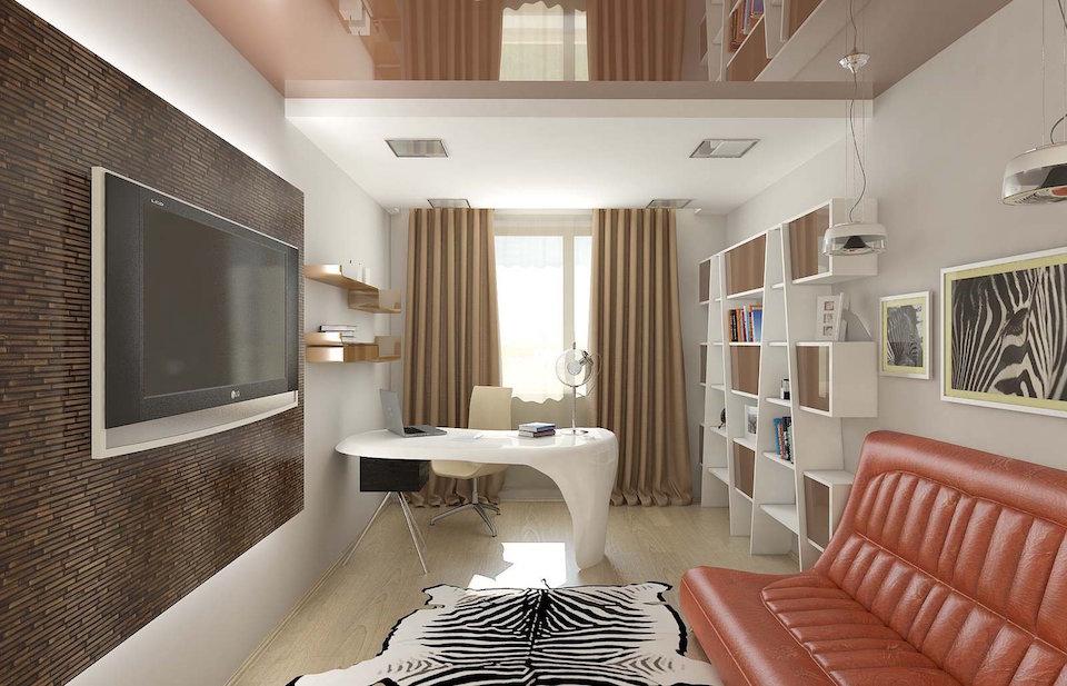 Квартира в двух уровнях на ул. Взлетная Рис. 14