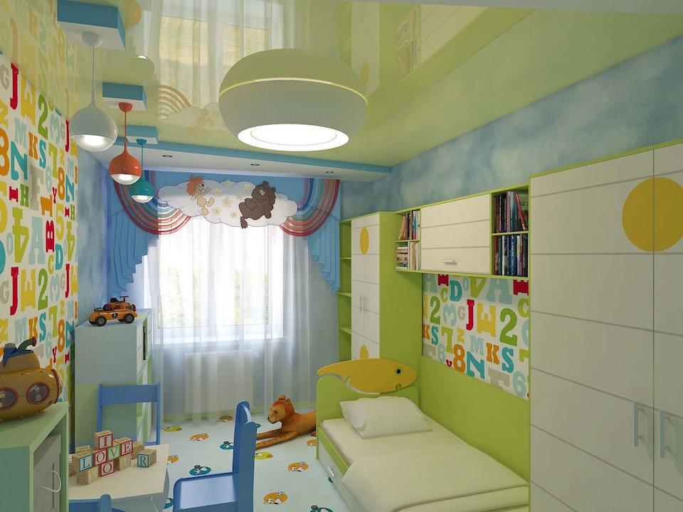 Детская для малыша Рис. 31