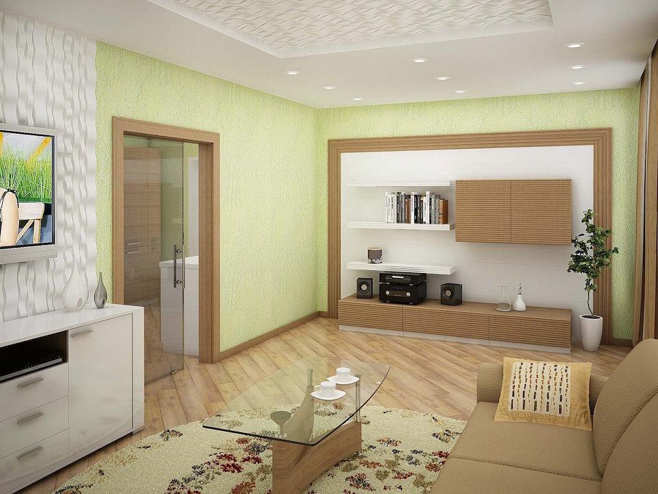 Трехкомнатная квартира на Смоленском Рис. 3