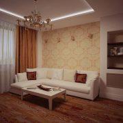 Двухкомнатная квартира на СП шоссе Рис. 21