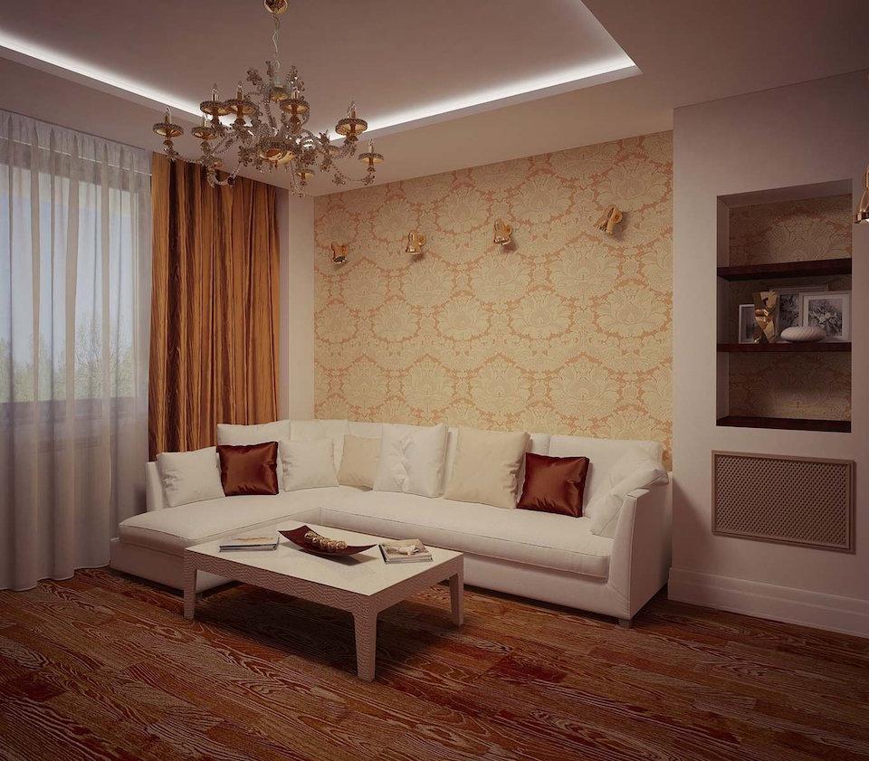 Двухкомнатная квартира на СП шоссе Рис. 28