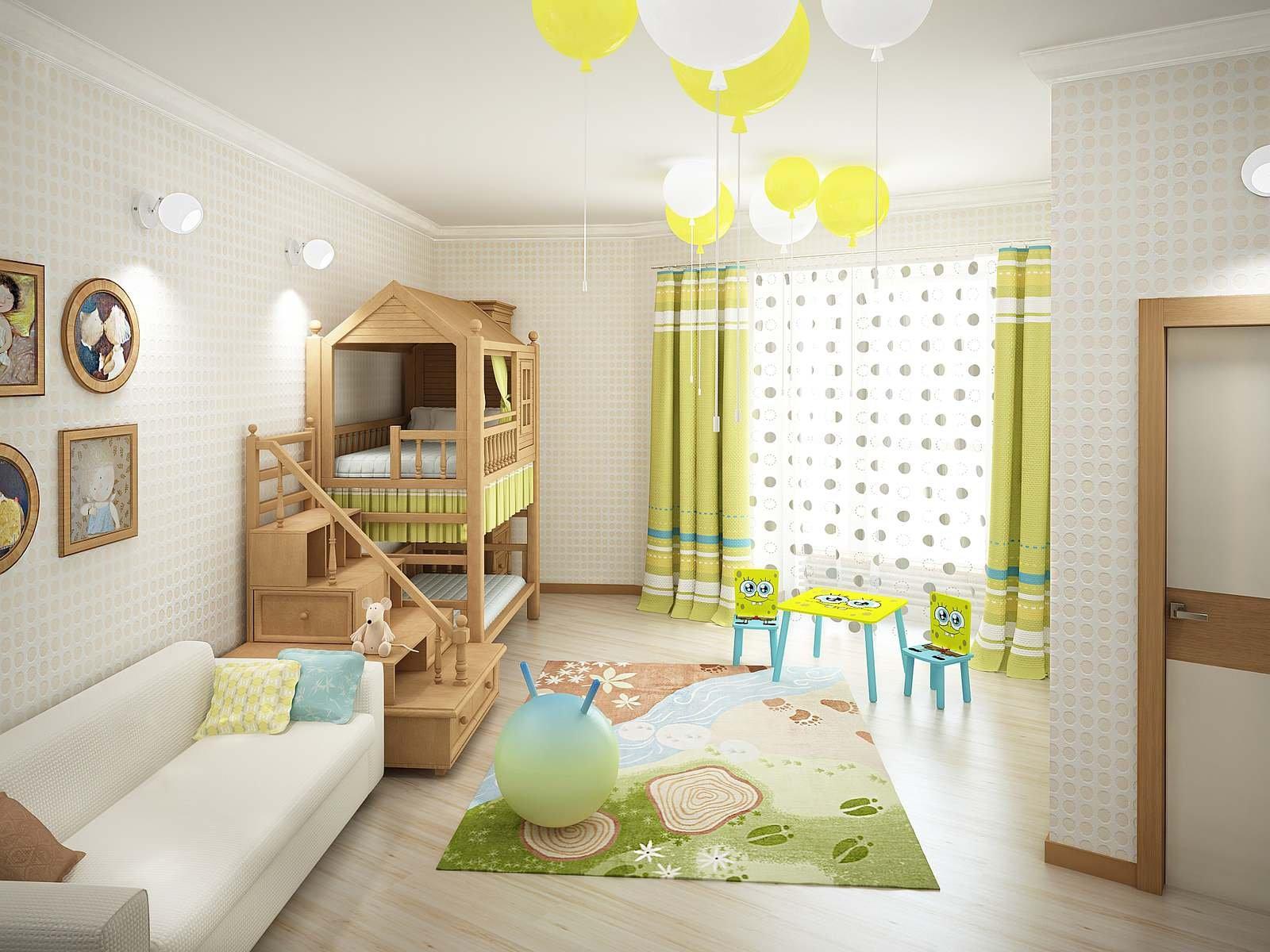 Четырехкомнатная квартира в Рябеево Рис. 1