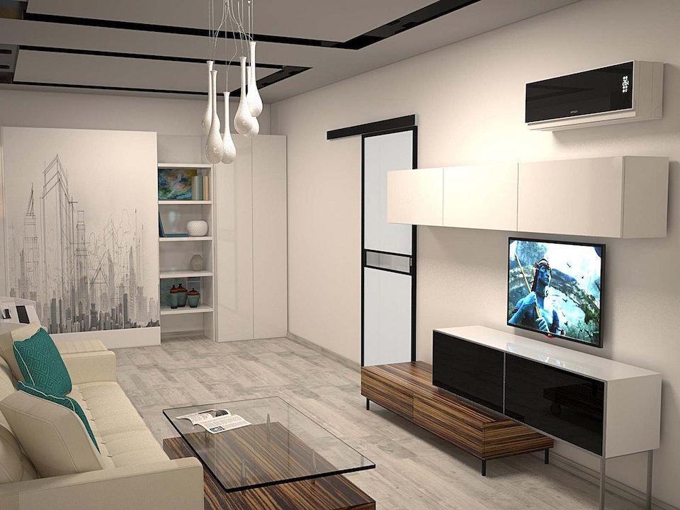 Однокомнатная квартира на ул. Левитана Рис. 5