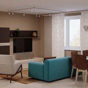 Трехкомнатная квартира в г. Кимры Рис. 24