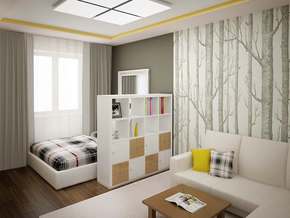 Двухкомнатная квартира ул. Можайского Рис. 4