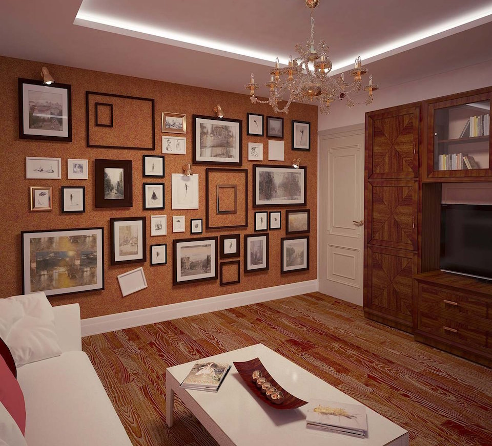 Двухкомнатная квартира на СП шоссе Рис. 13