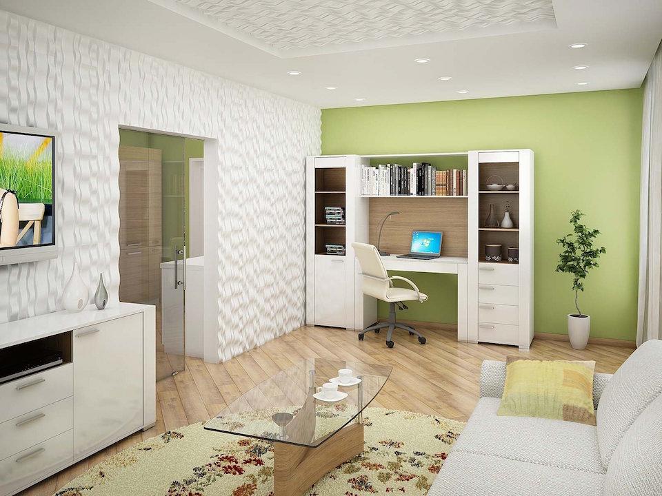 Трехкомнатная квартира на Смоленском Рис. 6