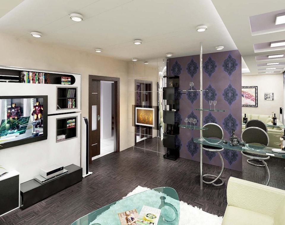 Квартира в двух уровнях на ул. Взлетная Рис. 6