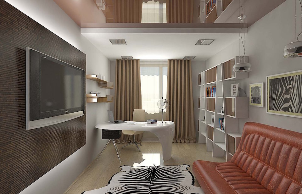 Квартира в двух уровнях на ул. Взлетная Рис. 9