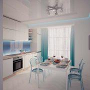 Однокомнатная квартира в Москве (работа 3) Рис. 29