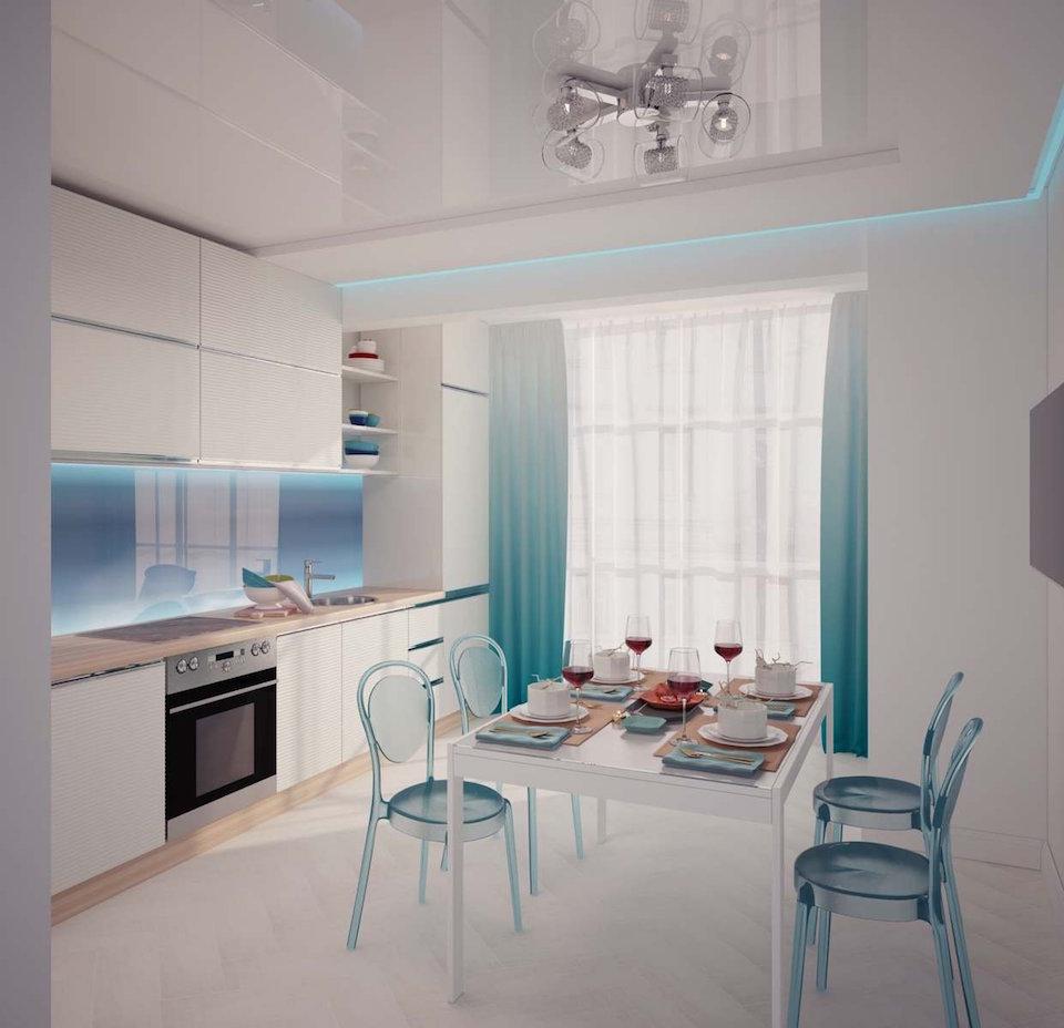 Однокомнатная квартира в Москве (работа 3) Рис. 35