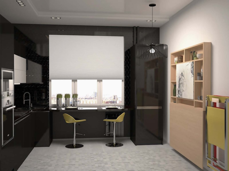 Однокомнатная квартира на ул. Левитана Рис. 9