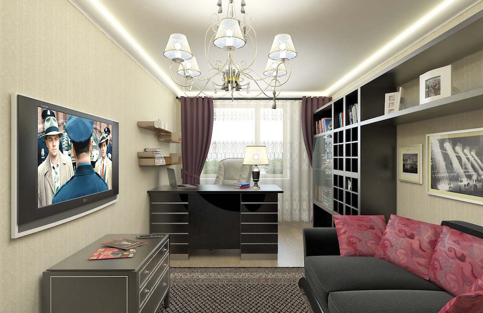 Квартира в двух уровнях на ул. Взлетная Рис. 10