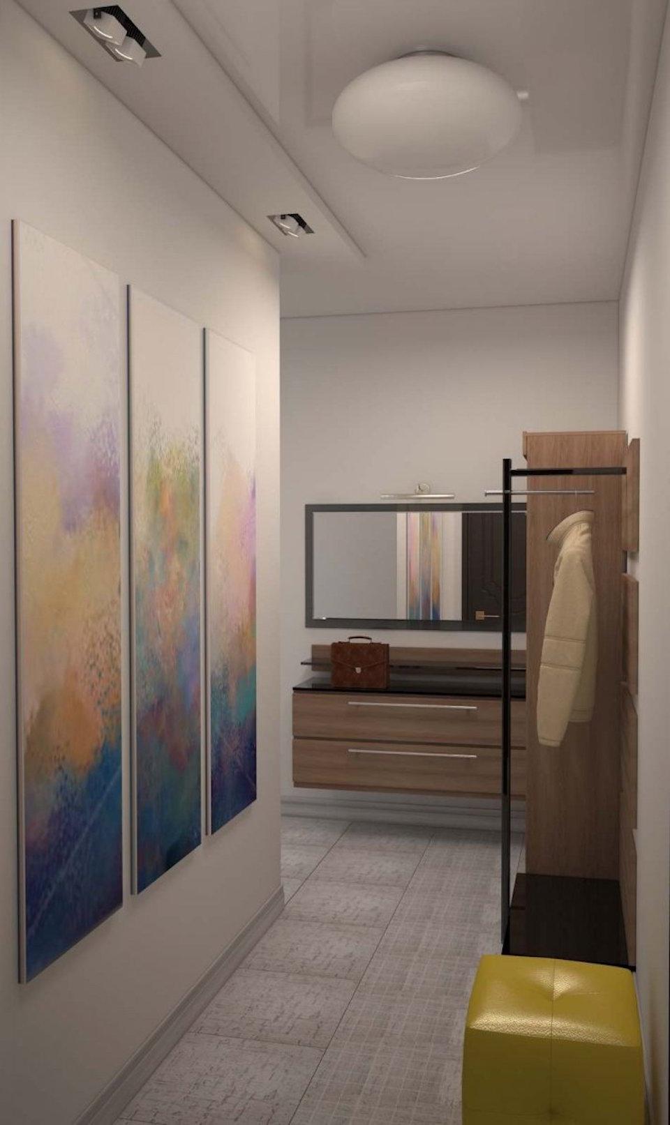 Однокомнатная квартира на ул. Левитана Рис. 10