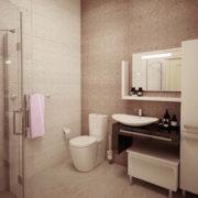 Четырехкомнатная квартира в Рябеево 2 Рис. 19