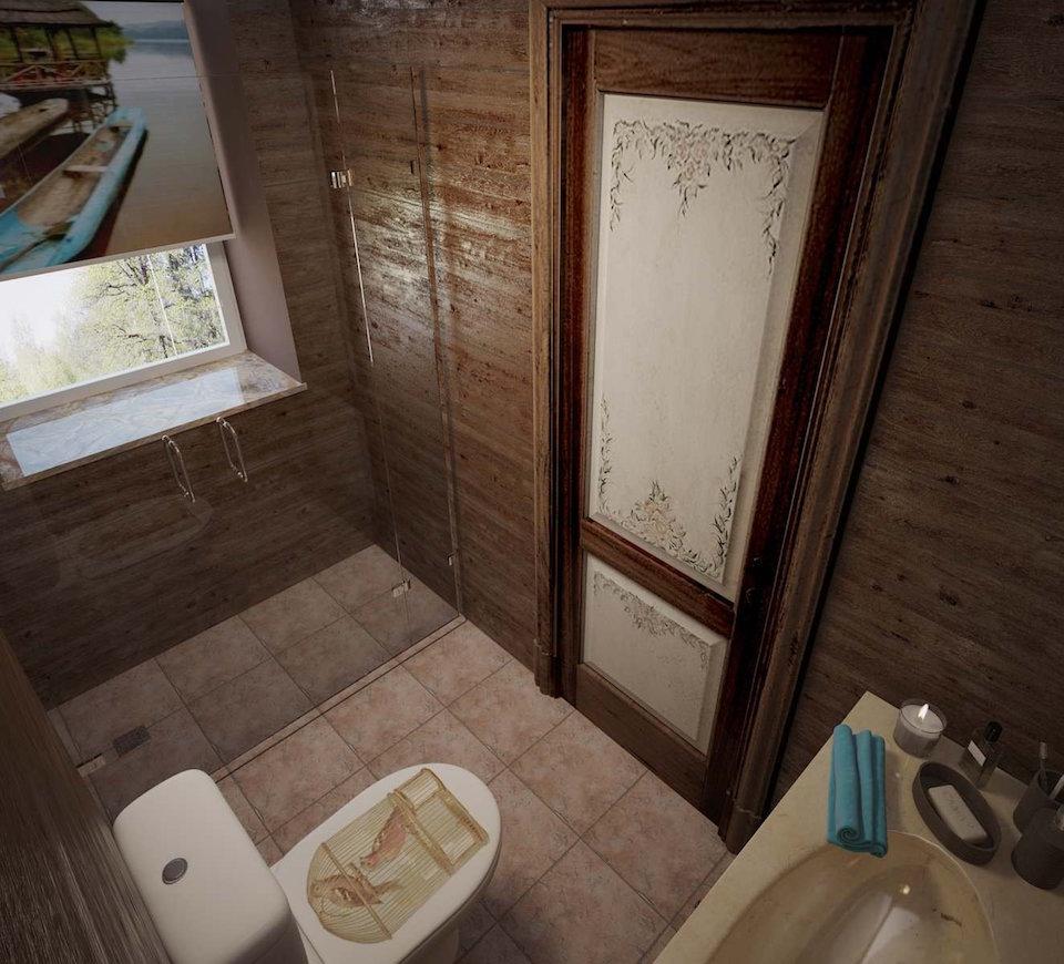 Пристройка к частному дому в дер. Коромыслово Рис. 7