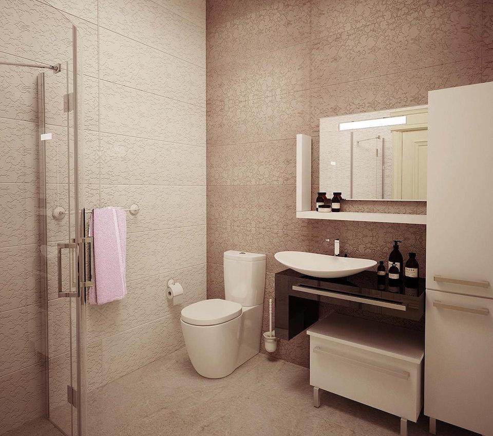 Четырехкомнатная квартира в Рябеево 2 Рис. 26