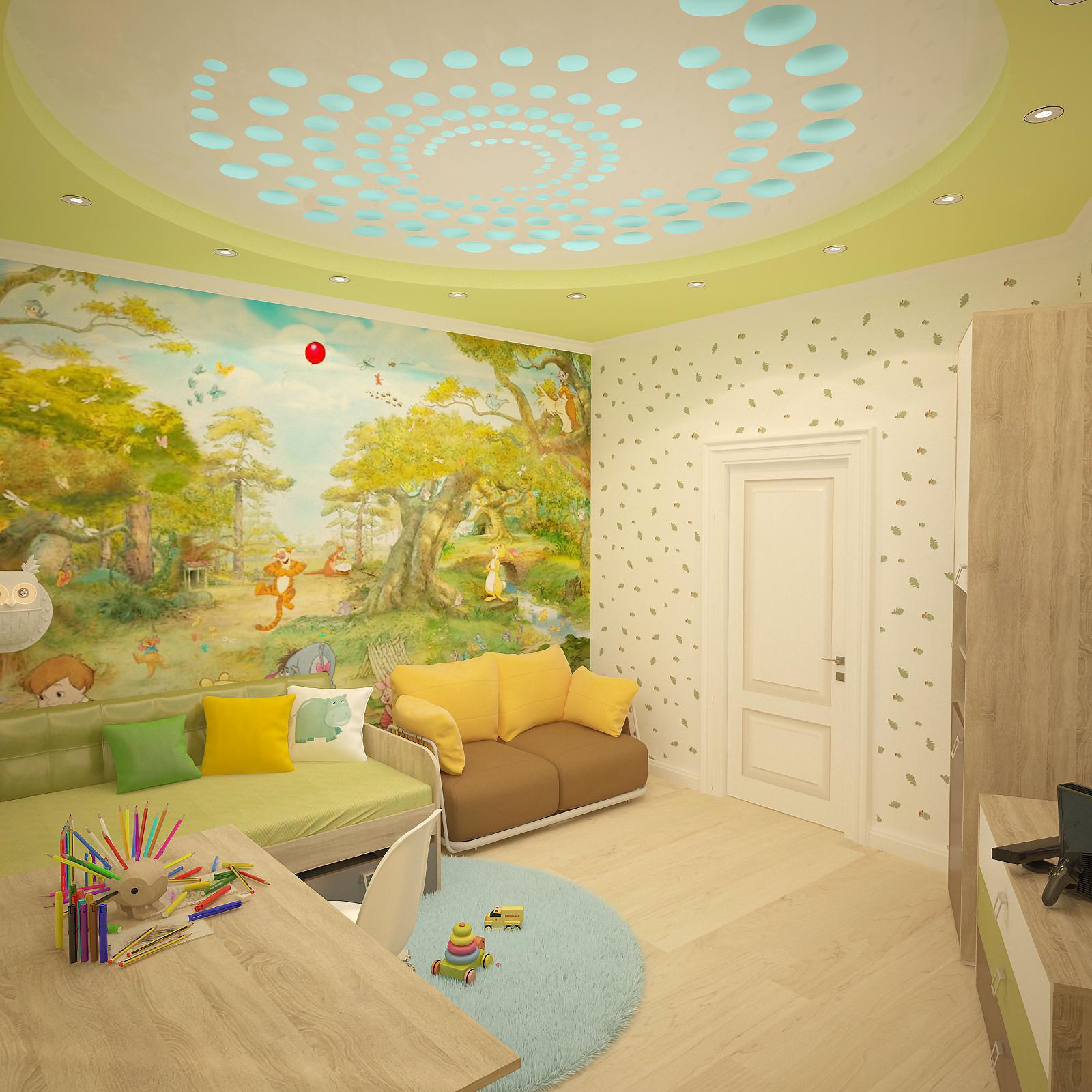 Четырехкомнатная квартира в Рябеево 3 Рис. 8