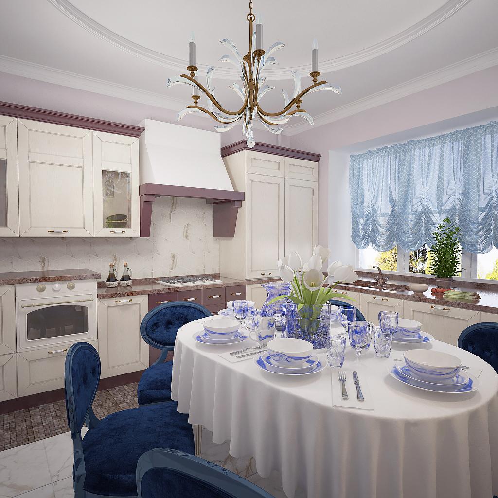 Четырехкомнатная квартира в Рябеево 3 Рис. 11