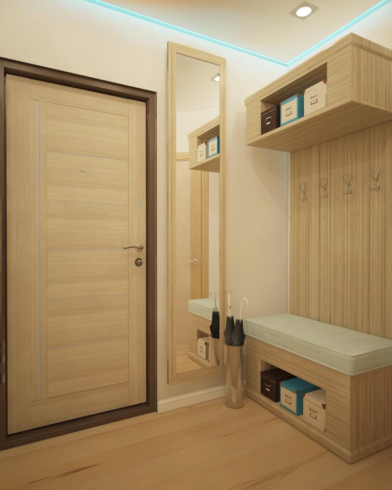 Однокомнатная квартира в Москве (работа 4) Рис. 5