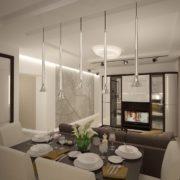 Двухкомнатная квартира на ул. Красина Рис. 15