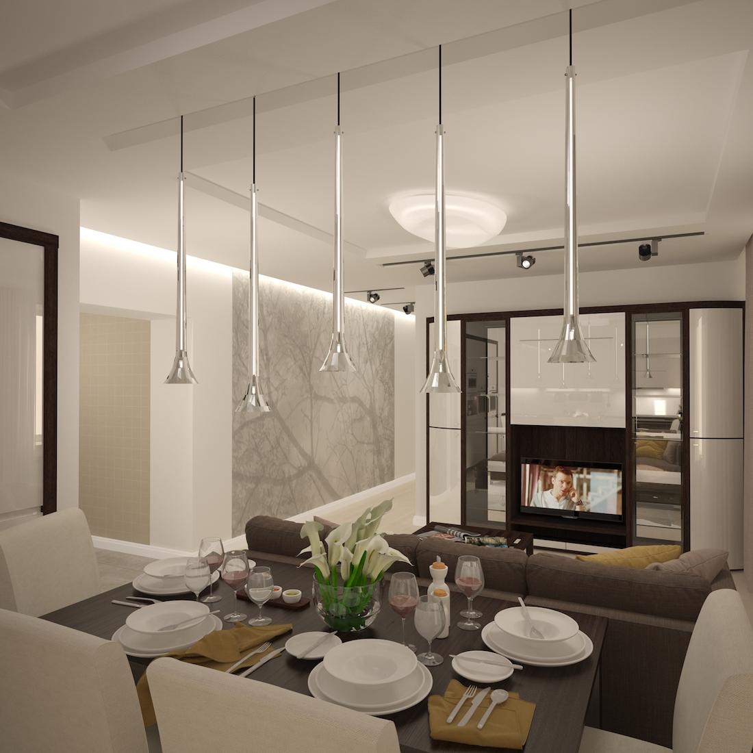 Двухкомнатная квартира на ул. Красина Рис. 22