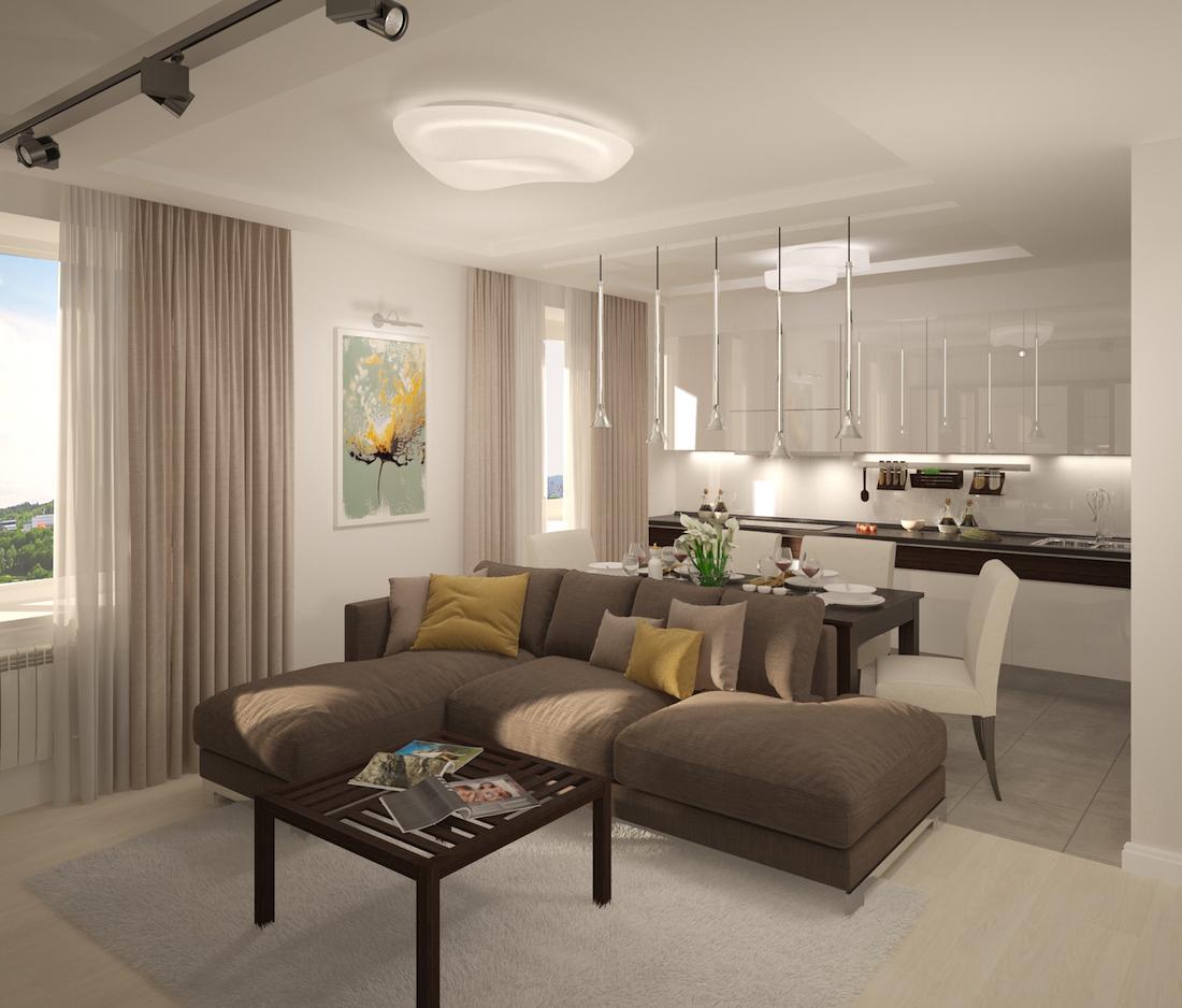 Двухкомнатная квартира на ул. Красина Рис. 2