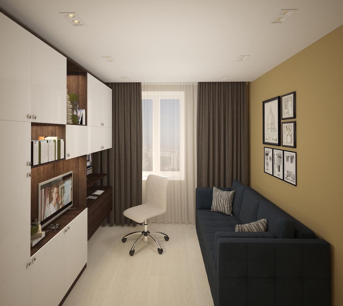 Двухкомнатная квартира на ул. Красина Рис. 9