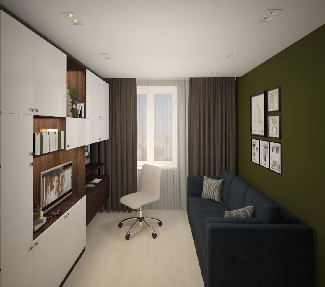 Двухкомнатная квартира на ул. Красина Рис. 8