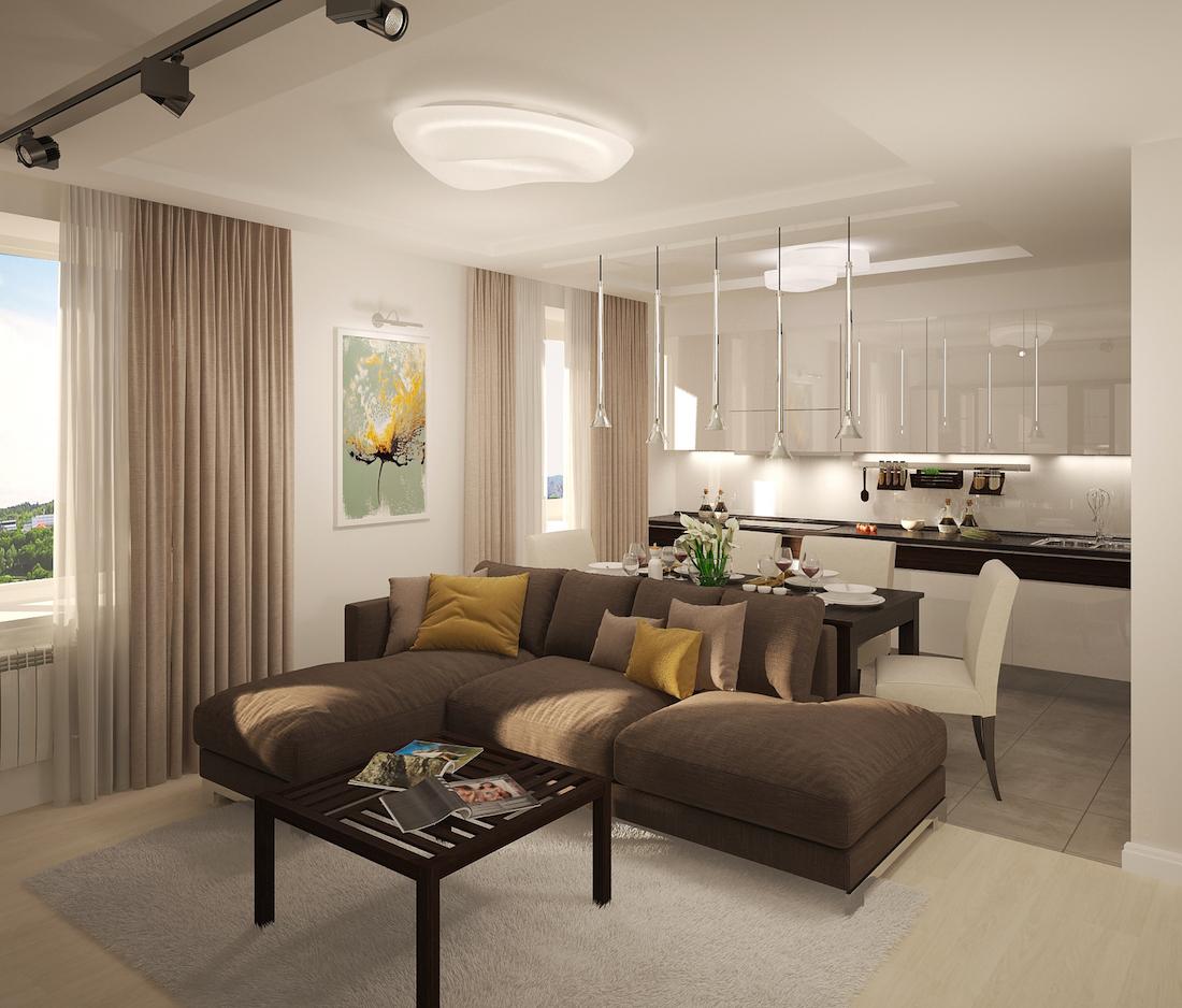 Двухкомнатная квартира на ул. Красина Рис. 7