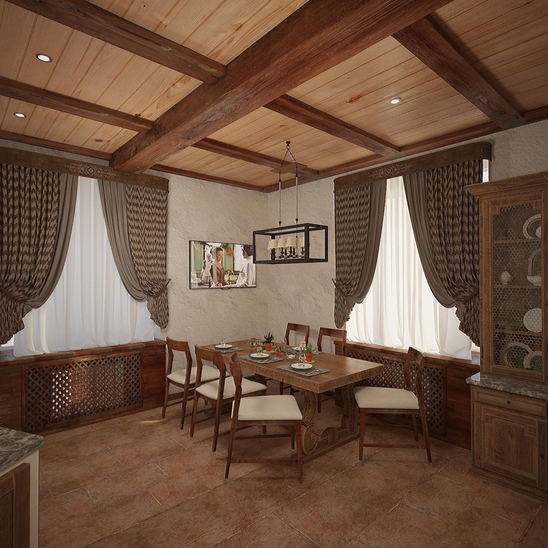 Дом в д.Савинские горки Рис. 6